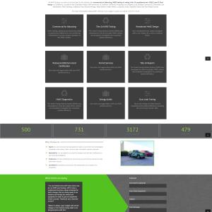 AHP Testing's Website